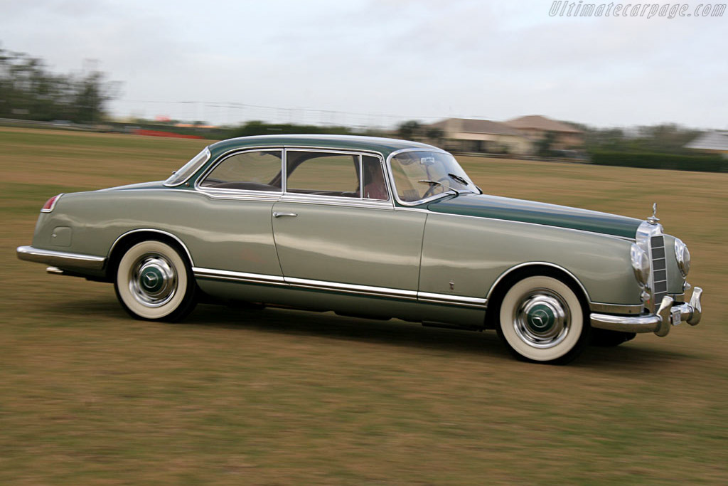 Mercedes-Benz 300 Pinin Farina Coupe    - 2006 Palm Beach International, a Concours d'Elegance