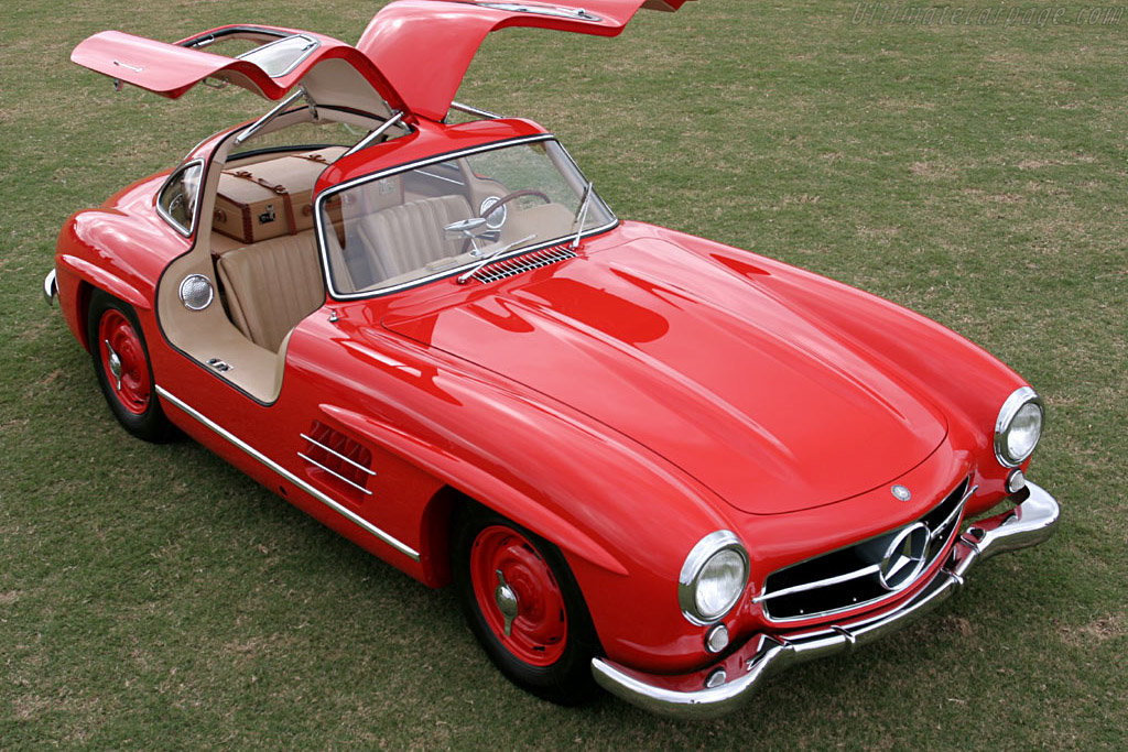 Mercedes-Benz 300 SL Coupe - Chassis: 198.040.6500215   - 2006 Palm Beach International, a Concours d'Elegance