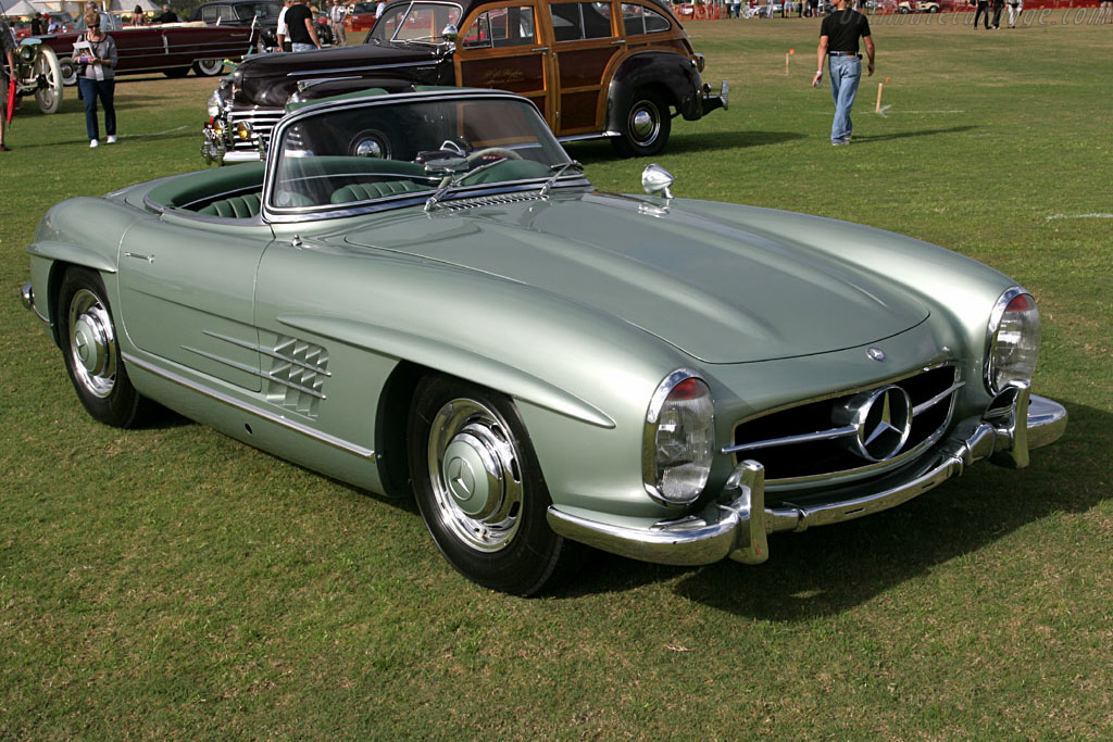 Mercedes-Benz 300 SL Roadster    - 2006 Palm Beach International, a Concours d'Elegance
