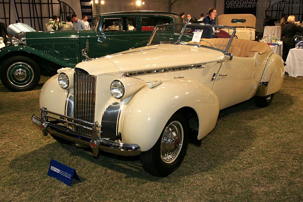 Packard Custom 180 Darrin - Chassis: 18062025   - 2006 Palm Beach International, a Concours d'Elegance
