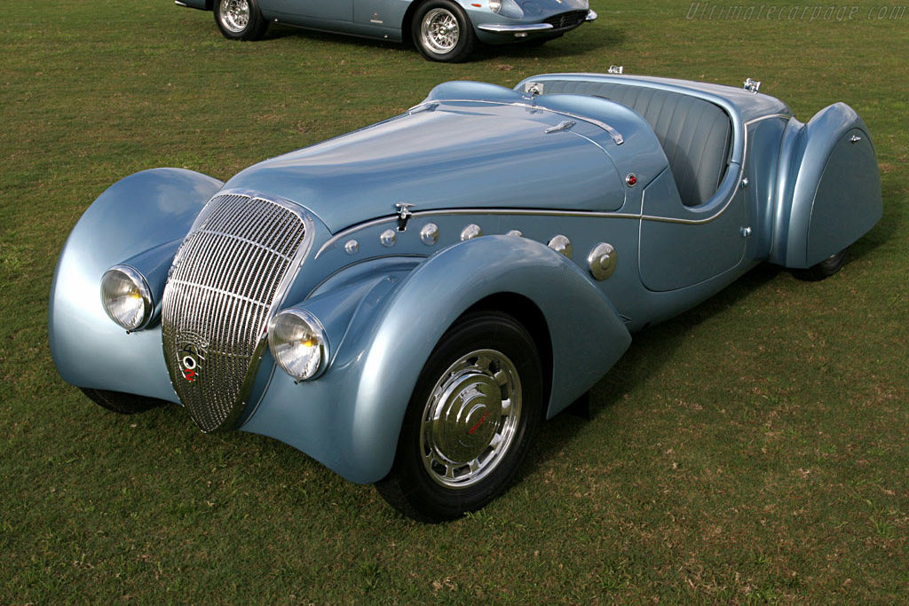 Peugeot 402 Darl'Mat Roadster - Chassis: 400247   - 2006 Palm Beach International, a Concours d'Elegance
