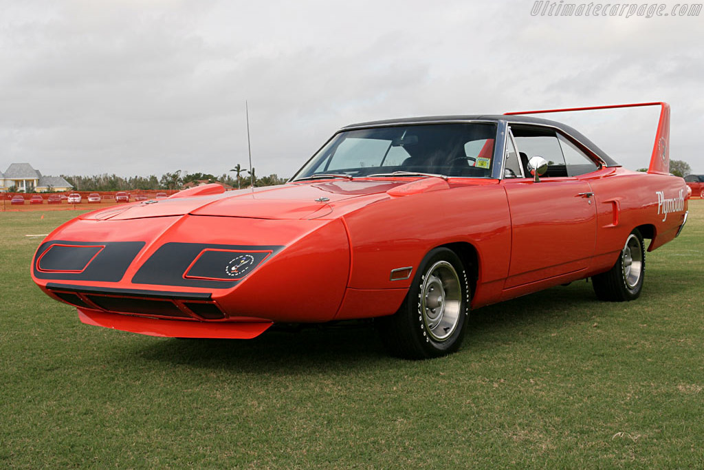 Plymouth Road Runner Superbird    - 2006 Palm Beach International, a Concours d'Elegance
