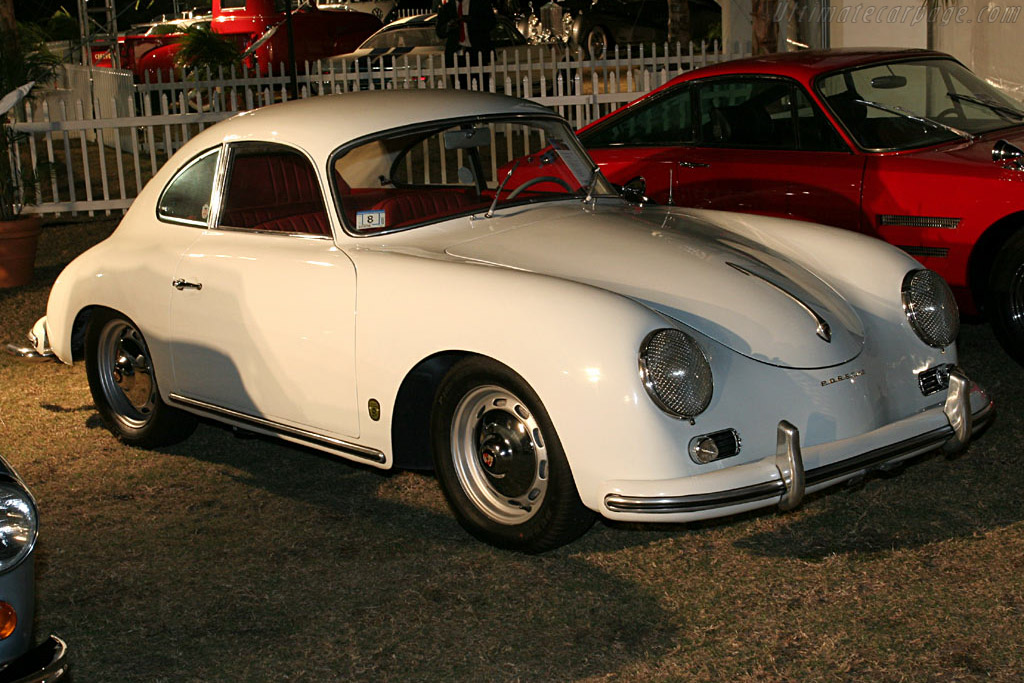 Porsche 356A Coupe - Chassis: 100157   - 2006 Palm Beach International, a Concours d'Elegance