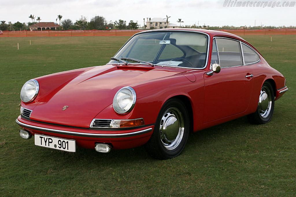 Porsche 901    - 2006 Palm Beach International, a Concours d'Elegance