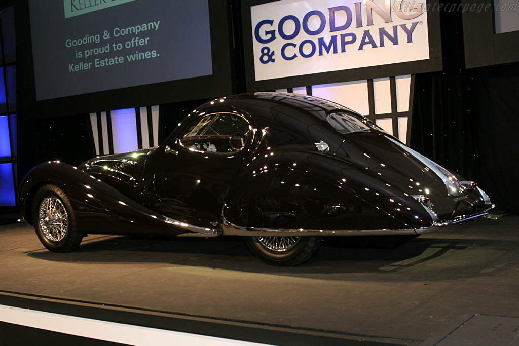 Talbot Lago T150 CSS Figoni & Falaschi Teardrop - Chassis: 90117   - 2006 Palm Beach International, a Concours d'Elegance