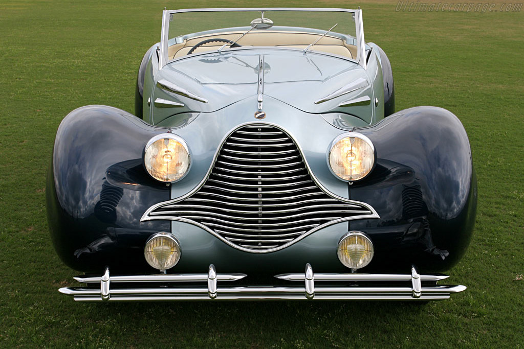 Talbot Lago T26 Figoni & Falaschi Cabriolet - Chassis: 100109   - 2006 Palm Beach International, a Concours d'Elegance