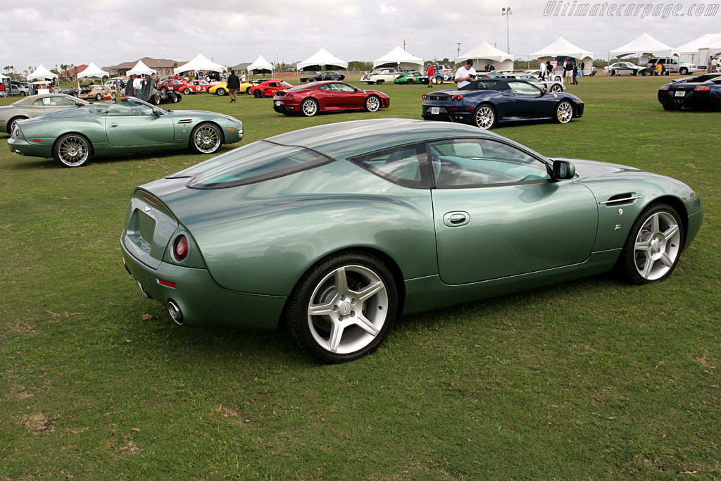 Zagato Astons    - 2006 Palm Beach International, a Concours d'Elegance