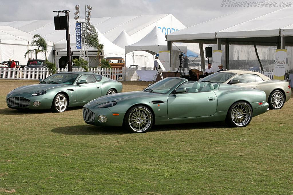 Zagato Astons    - 2006 Palm Beach International, a Concours d'Elegance