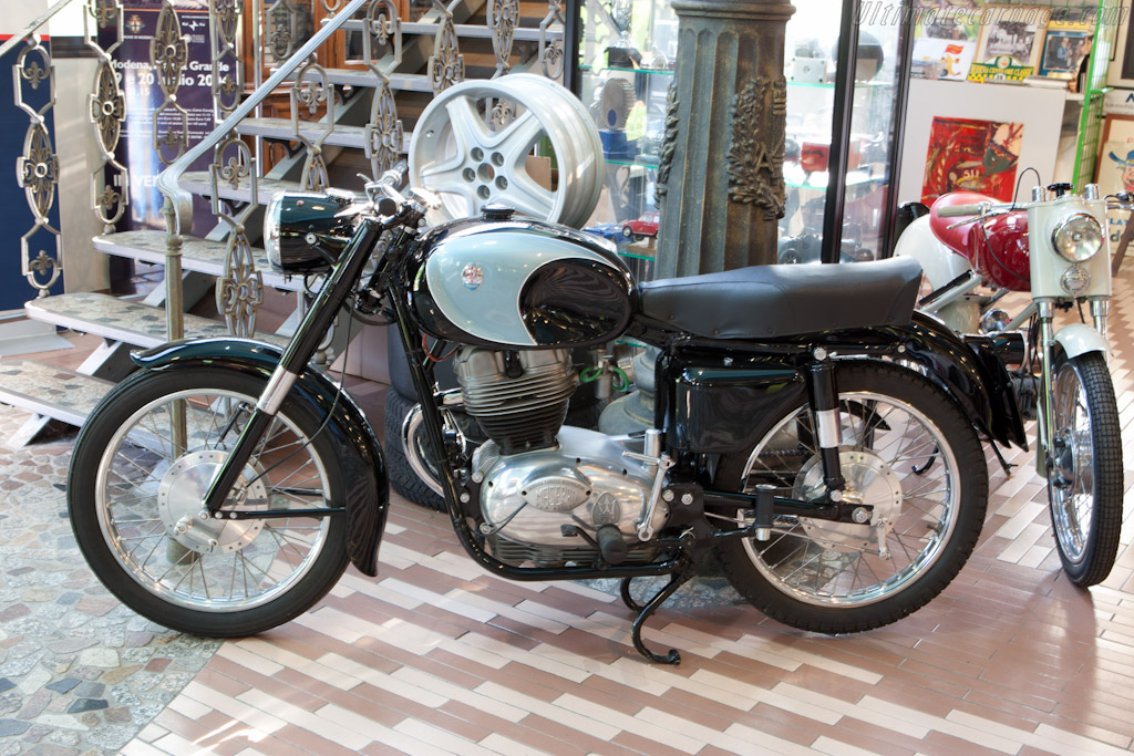 Maserati Motorcycle    - Panini Maserati Collection