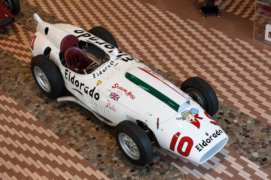 Maserati >> Maserati 420/M/58 Eldorado - Chassis: 4203 - Panini Maserati Collection