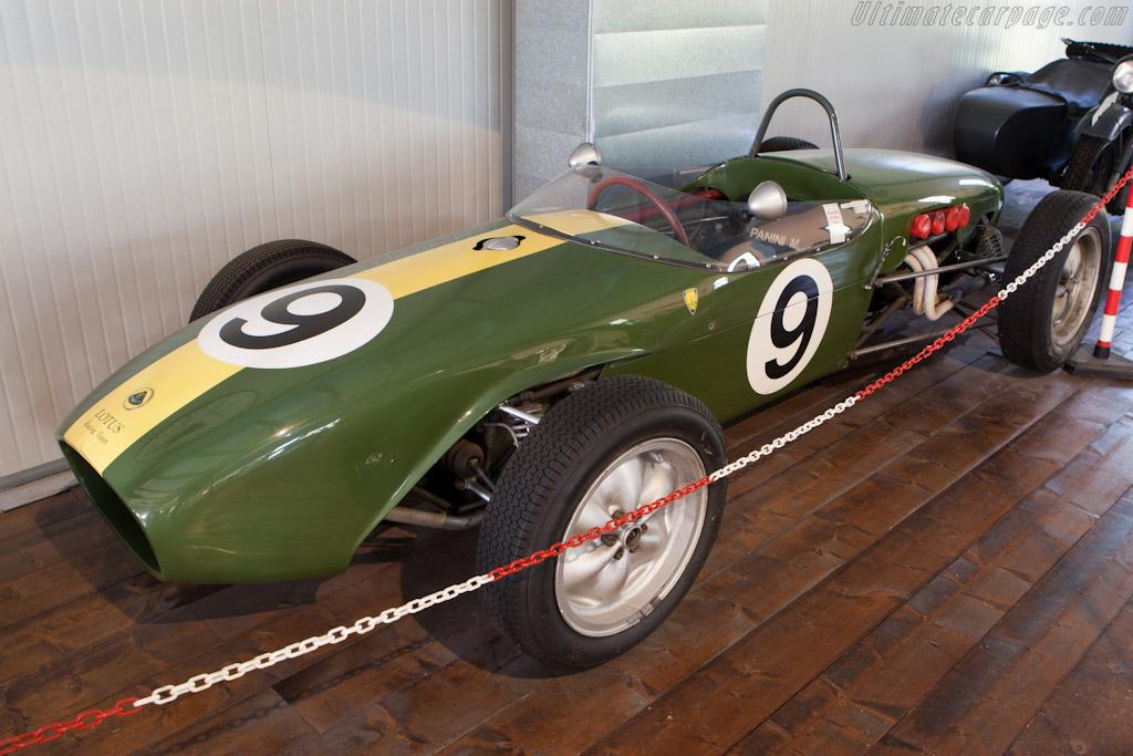 Lotus 18    - Panini Maserati Collection