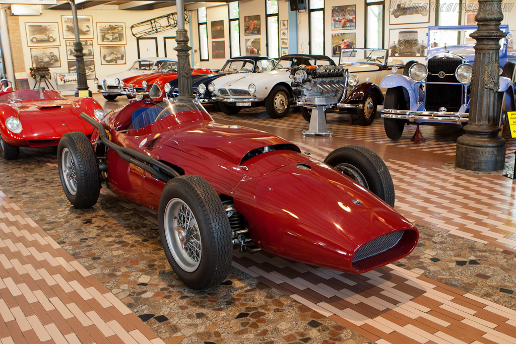 Maserati 250F V12 - Chassis: 2522   - Panini Maserati Collection