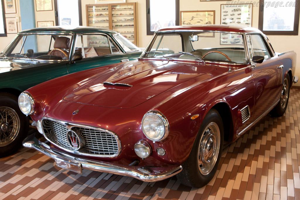 Maserati 3500 GT    - Panini Maserati Collection