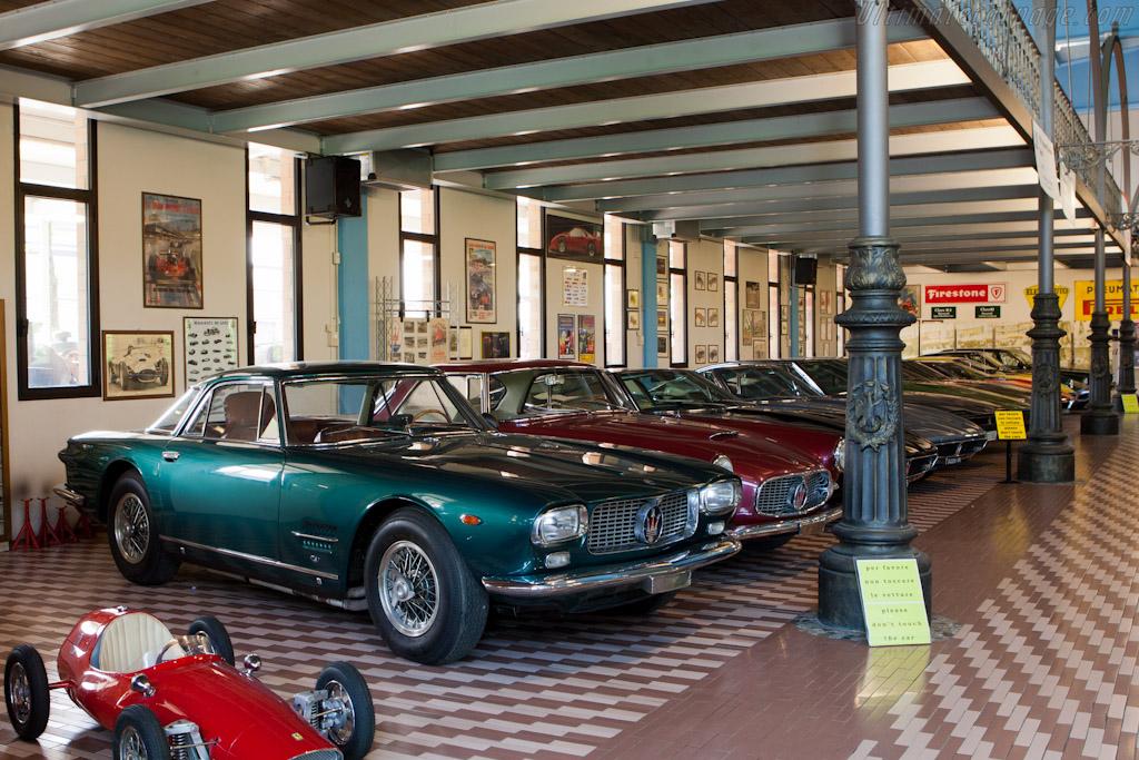 Maserati 5000 GT    - Panini Maserati Collection