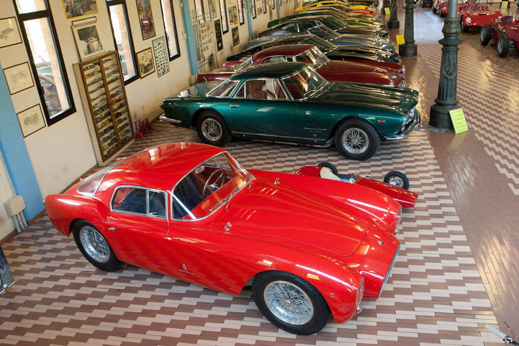 Maserati A6GCS/53 Pinin Farina Coupe - Chassis: 2056  - Panini Maserati Collection