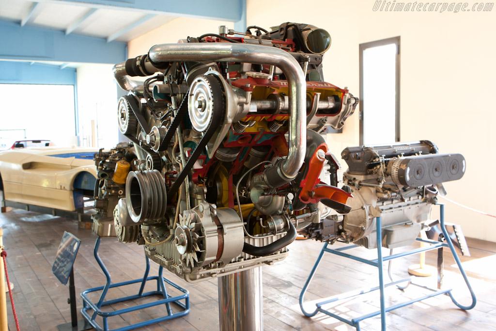 Maserati V6    - Panini Maserati Collection