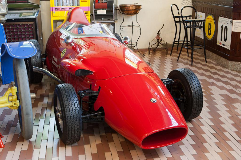 Stanguellini Formula Junior   - Panini Maserati Collection