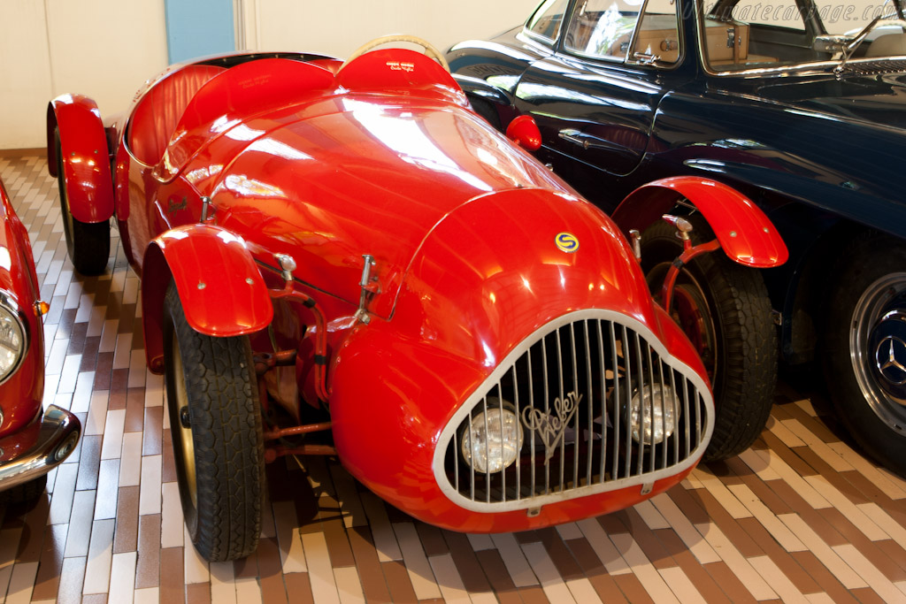 Stanguellini Sports    - Panini Maserati Collection