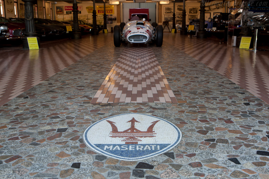 Welcome to the Panini Collection    - Panini Maserati Collection