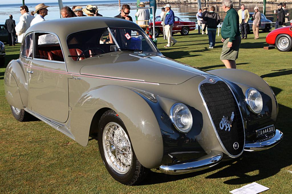 Alfa Romeo 6C Castagna Berlinetta    - 2007 Pebble Beach Concours d'Elegance