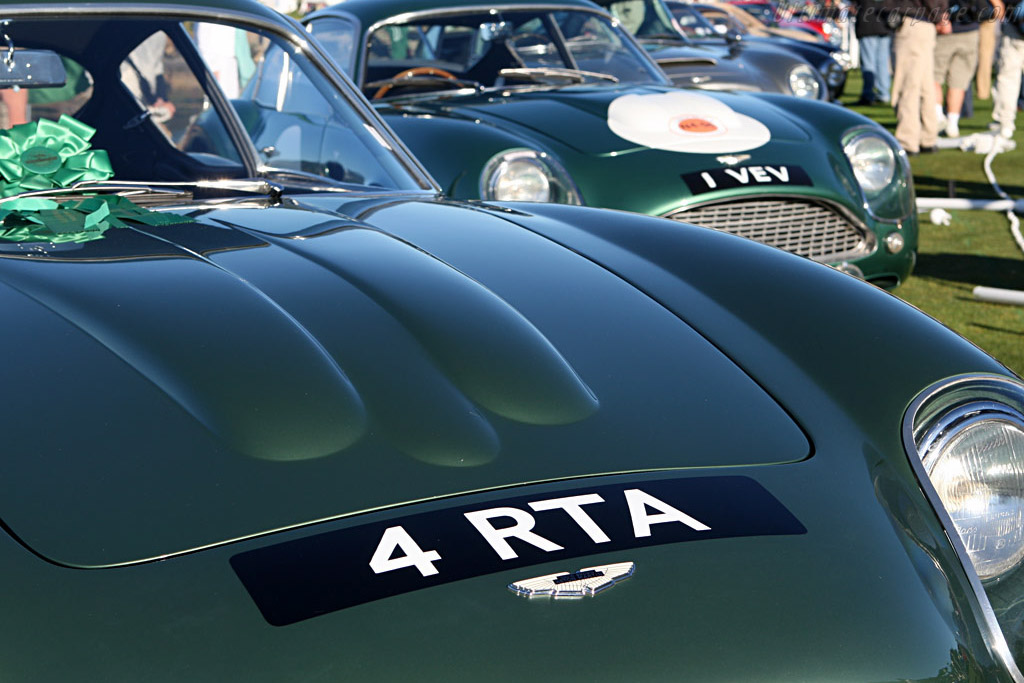 Aston Alley - Chassis: DB4GT/0186/R   - 2007 Pebble Beach Concours d'Elegance