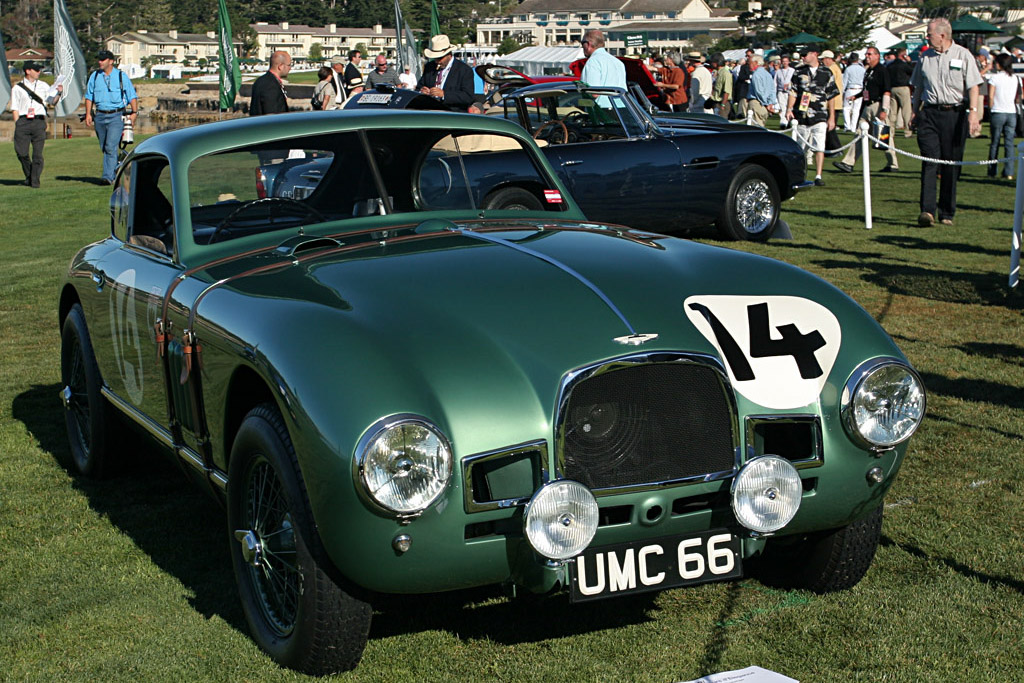 Aston Martin DB2 Prototype - Chassis: LML/49/3   - 2007 Pebble Beach Concours d'Elegance