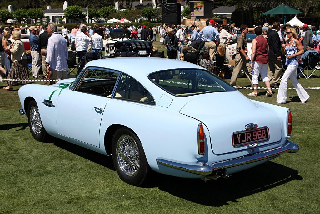 Aston Martin DB4    - 2007 Pebble Beach Concours d'Elegance