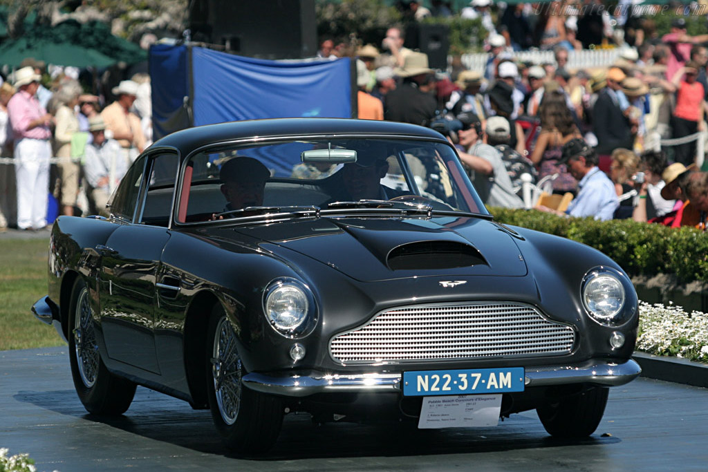 Aston Martin DB4 GT - Chassis: DB4GT/0150/R   - 2007 Pebble Beach Concours d'Elegance