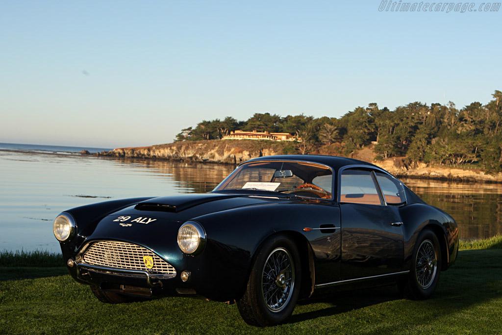 Aston Martin DB4 GT Zagato - Chassis: DB4GT/0188/L  - 2007 Pebble Beach Concours d'Elegance
