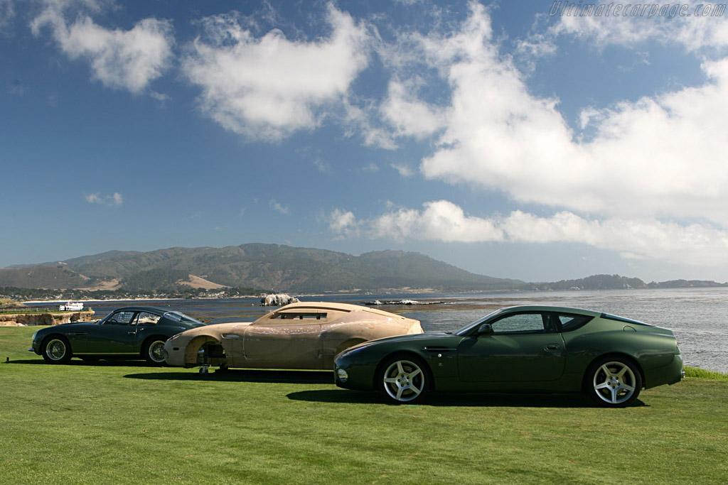 Aston Martin DB7 GT Zagato Coupe    - 2007 Pebble Beach Concours d'Elegance