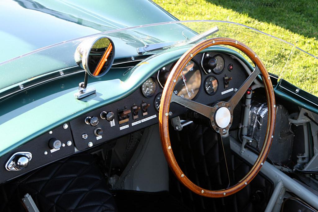Aston Martin DBR1 - Chassis: DBR1/1 - Entrant: John & Gwen McCaw  - 2007 Pebble Beach Concours d'Elegance