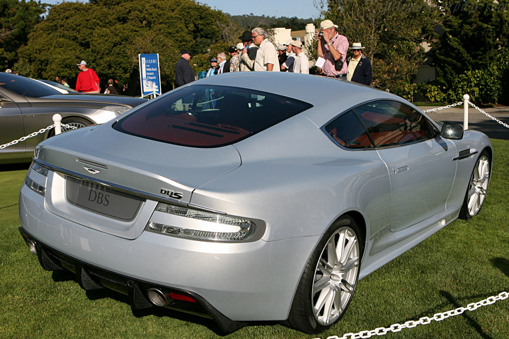 Aston Martin DBS    - 2007 Pebble Beach Concours d'Elegance