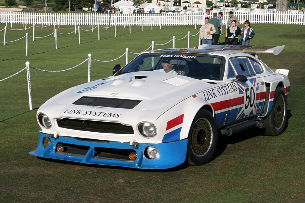 Aston Martin DBS V8 Twin Turbo    - 2007 Pebble Beach Concours d'Elegance
