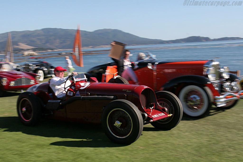 Aston Martin Speed Model Monoposto    - 2007 Pebble Beach Concours d'Elegance