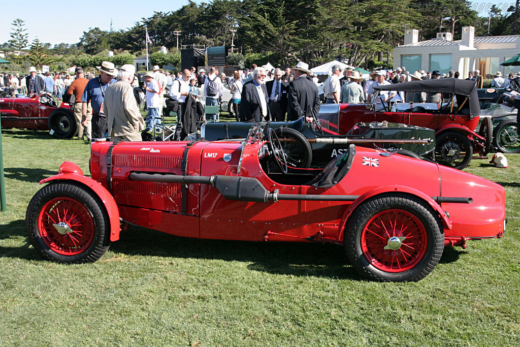 Aston Martin Ulster - Chassis: LM17   - 2007 Pebble Beach Concours d'Elegance
