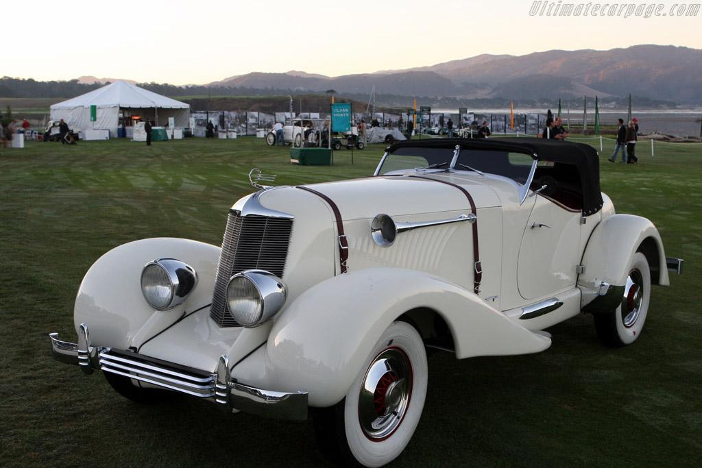 Auburn 'Duesenberg Prototype' Gentleman's Speedster    - 2007 Pebble Beach Concours d'Elegance