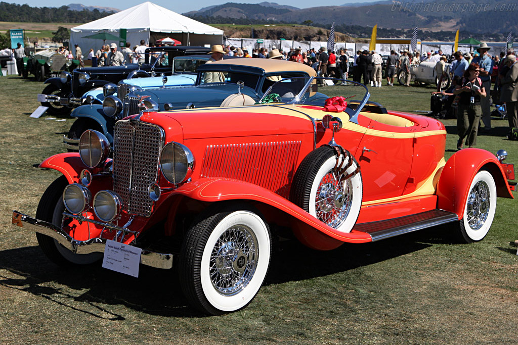 Auburn 12-161A Speedster - Chassis: 2119E   - 2007 Pebble Beach Concours d'Elegance
