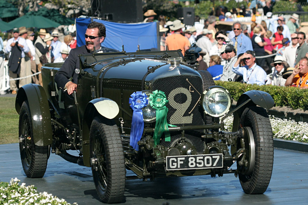 Bentley Speed Six 'Old #2' - Chassis: HM2868   - 2007 Pebble Beach Concours d'Elegance