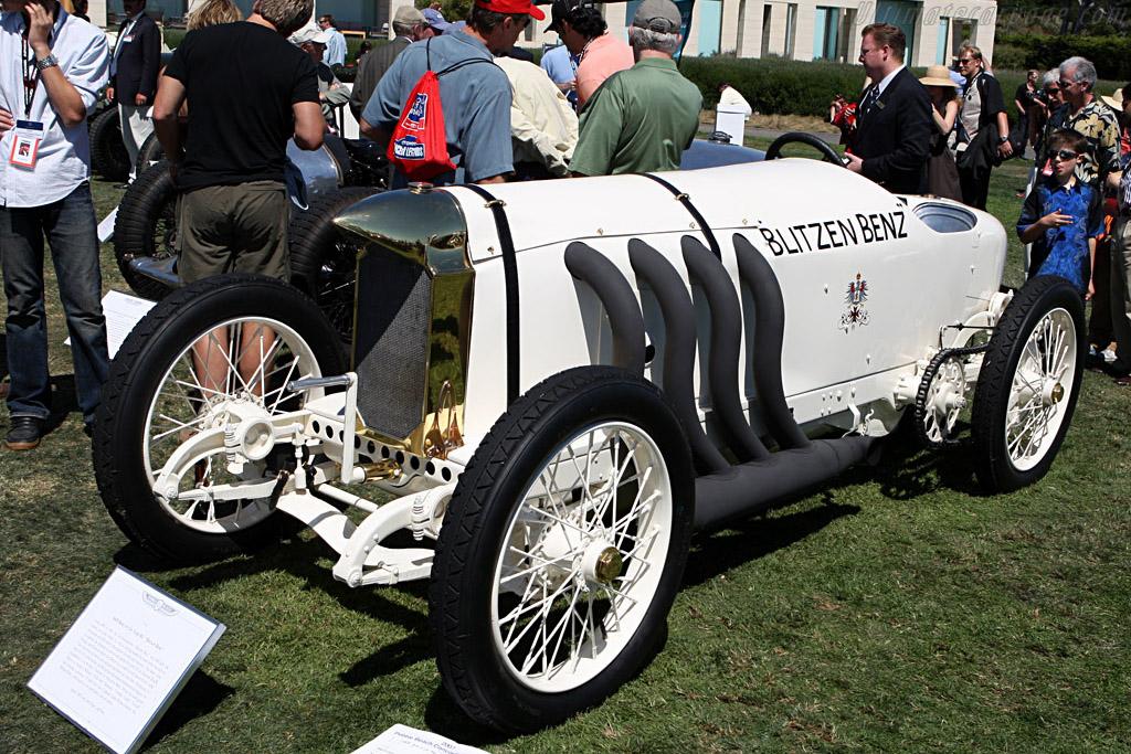 Benz 'Blitzen Benz'    - 2007 Pebble Beach Concours d'Elegance