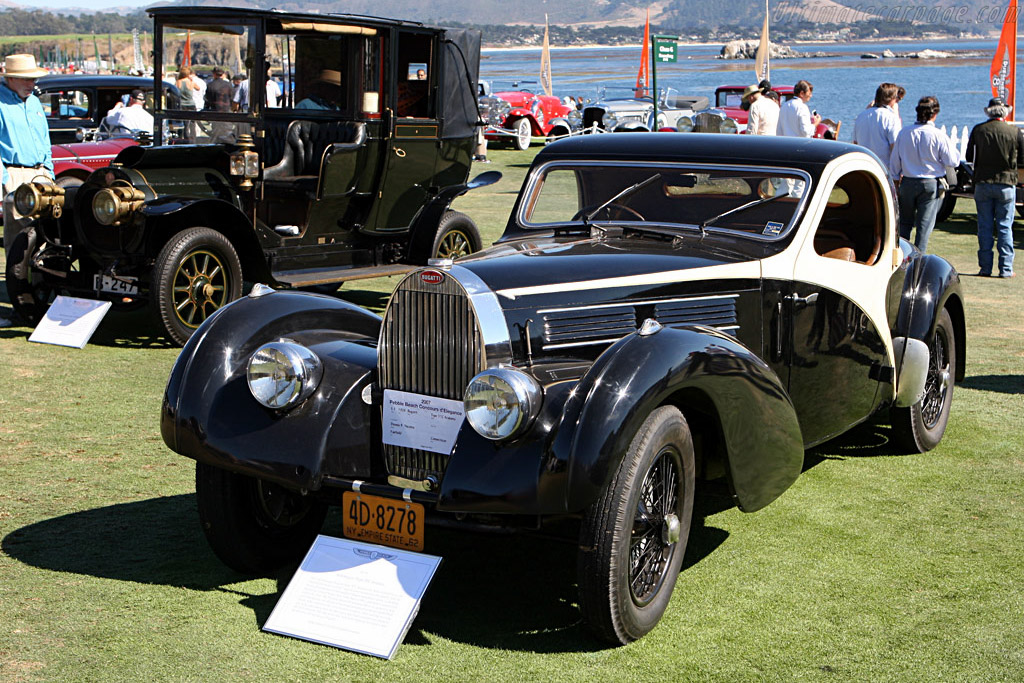 Bugatti Type 57C Atalante - Chassis: 57766   - 2007 Pebble Beach Concours d'Elegance