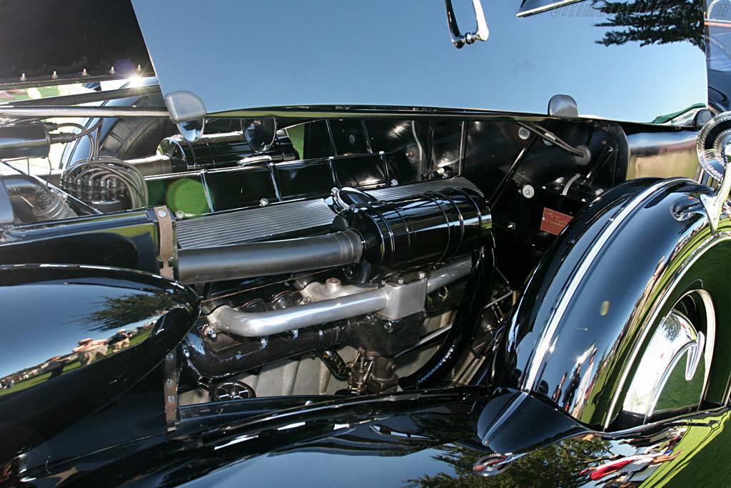 Cadillac 452D Fleetwood Coupe    - 2007 Pebble Beach Concours d'Elegance
