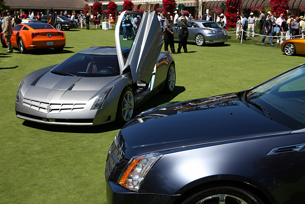 Cadillac CTS & Cien    - 2007 Pebble Beach Concours d'Elegance