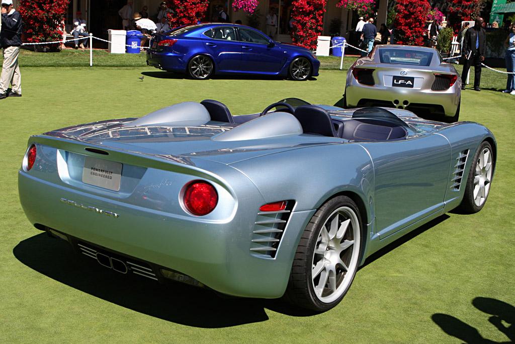 Callaway C16 Speedster    - 2007 Pebble Beach Concours d'Elegance