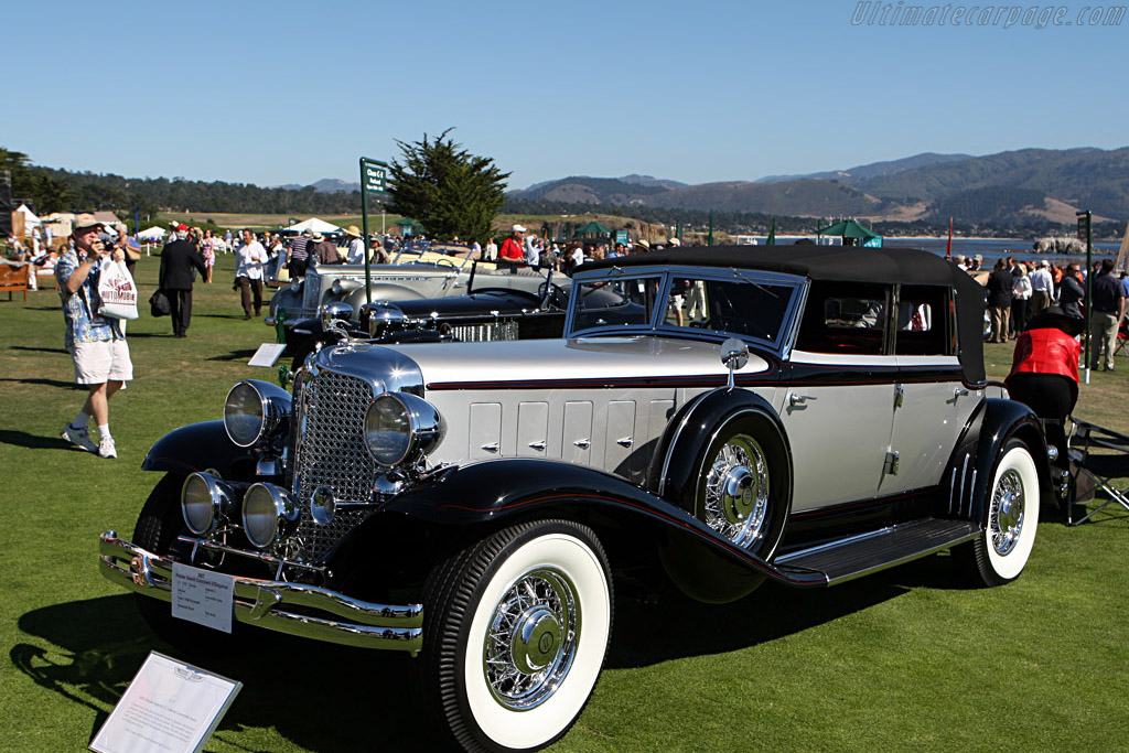 Chrysler Imperial CL LeBaron Convertible Sedan    - 2007 Pebble Beach Concours d'Elegance