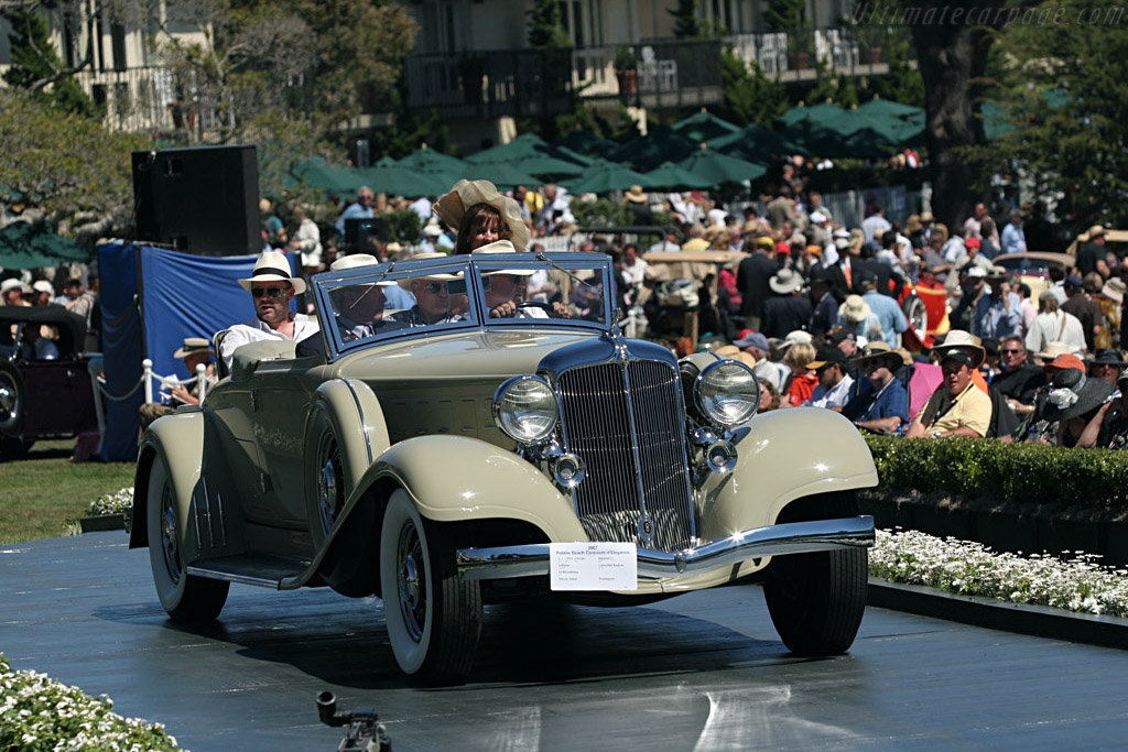 Chrysler Imperial CL LeBaron Convertible Touring    - 2007 Pebble Beach Concours d'Elegance
