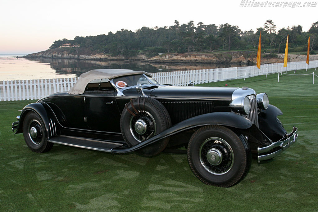 Chrysler Imperial LeBaron Roadster    - 2007 Pebble Beach Concours d'Elegance