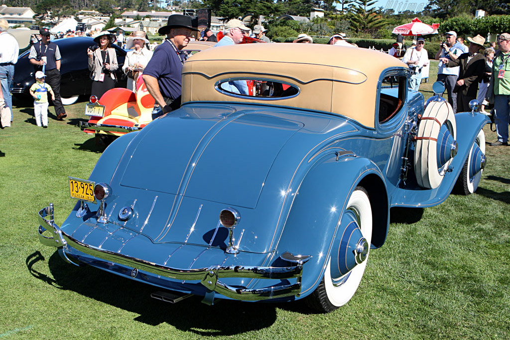 Cord L-29 Hayes Coupe    - 2007 Pebble Beach Concours d'Elegance
