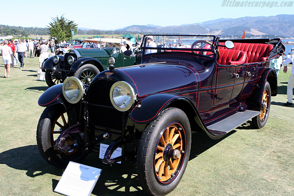 Crane Simplex Model 5 Brewster Tourer    - 2007 Pebble Beach Concours d'Elegance