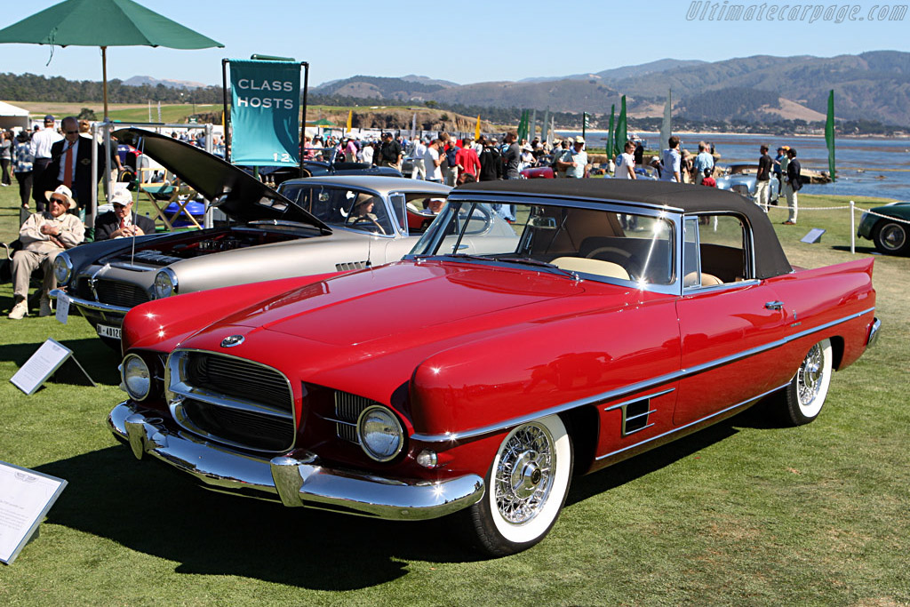 Dual Ghia D500 Convertible Coupe    - 2007 Pebble Beach Concours d'Elegance