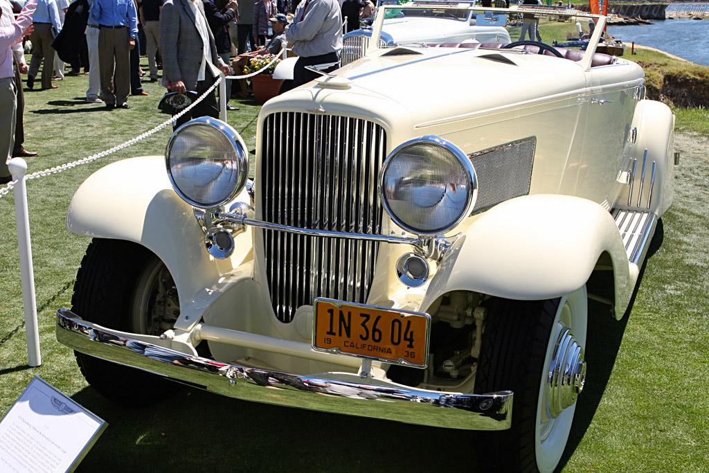 Duesenberg J Bohman & Schwartz Convertible Coupe - Chassis: 2585 J-560   - 2007 Pebble Beach Concours d'Elegance